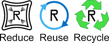 Day 4: Reduce, Reuse or Recycle